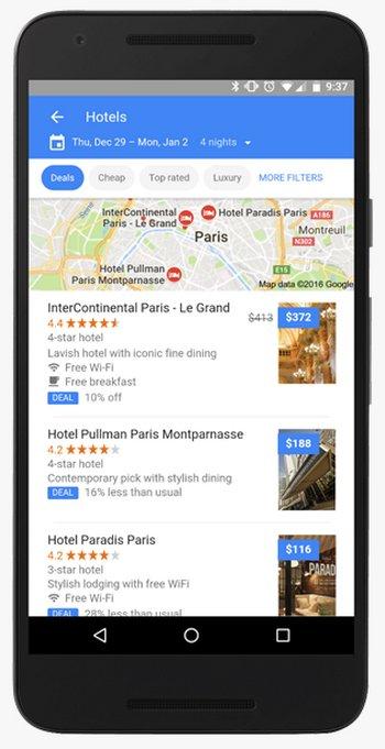 google-hoteles