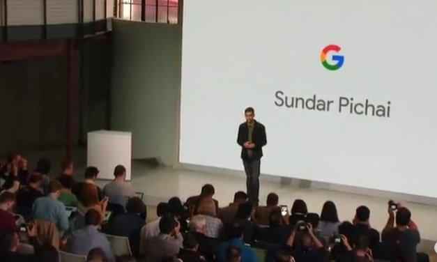Todos los productos anunciados en el evento de Google #MadebyGoogle