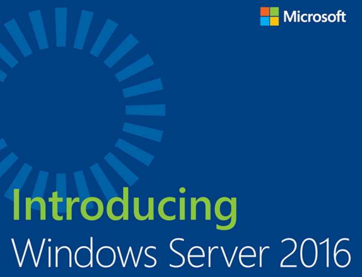 Introducing Windows Server 2016, eBook gratis publicado por Microsoft