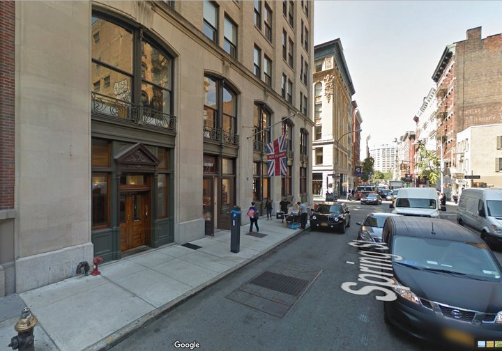 96 Spring st Manhattan Nueva York - Made By Google