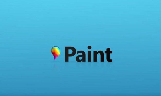 Se filtran vídeos con nuevas y estupendas características de la próxima Preview de Microsoft Paint