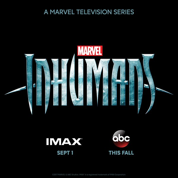Marvel'ın Inhumans Serisinin Resmi Logosu Duyuruldu!