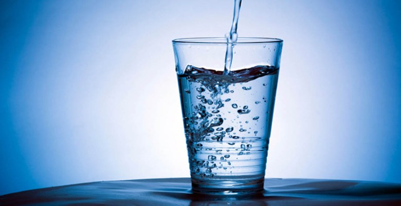 cold water can reduce weight