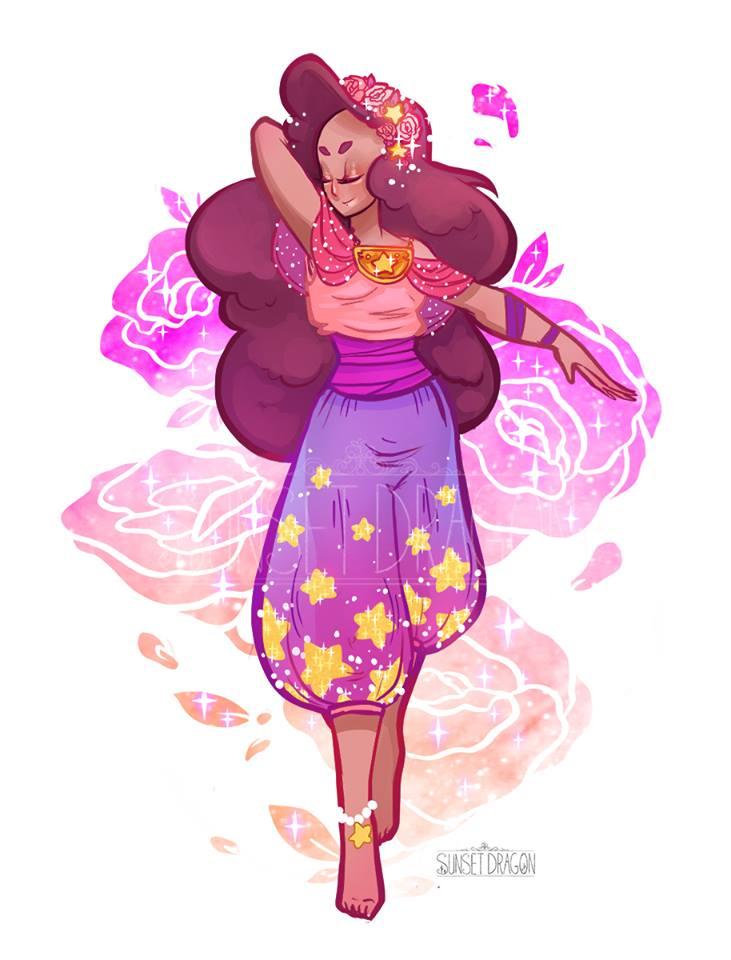 Girls Wallpaper Rainbow Steven Universe Dresses