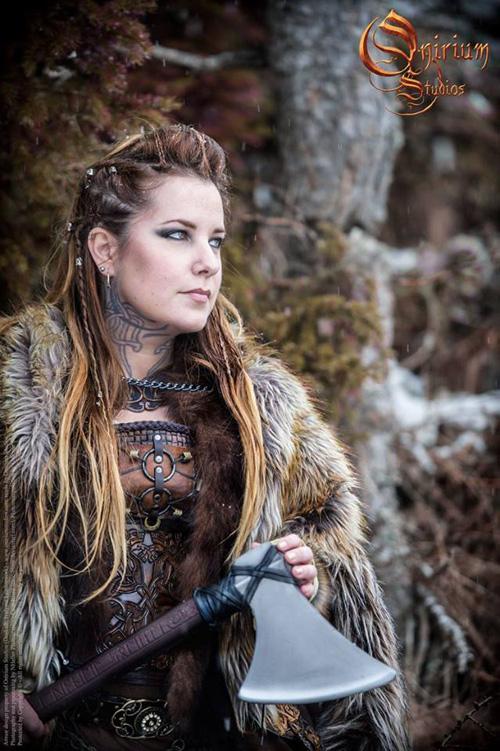 Lost Girl Season 5 Wallpaper Vikings Photoshoot