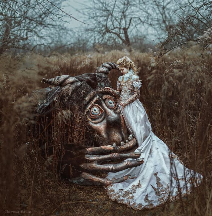 Wedding Girl Wallpaper Beauty And The Beast Fantasy Photoshoot