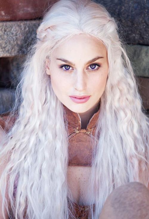 Beautiful Emo Girl Wallpaper Daenerys Targaryen Cosplay