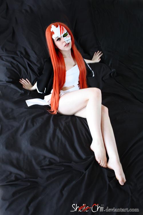 Bleach Girls Wallpaper Hollow Ichigo Cosplay