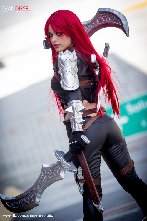Malcolm X Wallpaper Quotes Katarina Sinister Blade Cosplay
