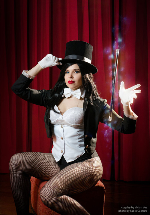 Cool Quotes Images Wallpaper Zatanna Cosplay