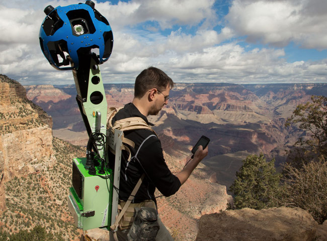 Loan Agency Google Street View Trekker Camera Now Available To Loan