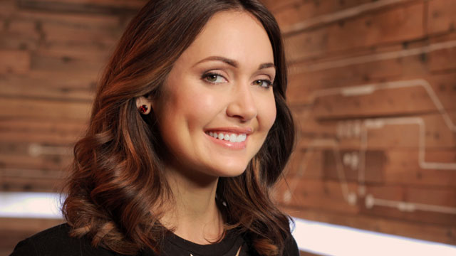 Nerdist Siren Jessica Chobot Raises Fanboy Pulses - Entertainment Tonight News