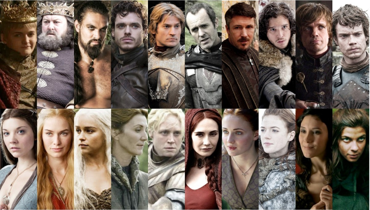 Think You're a Game of Thrones Expert? [quiz]