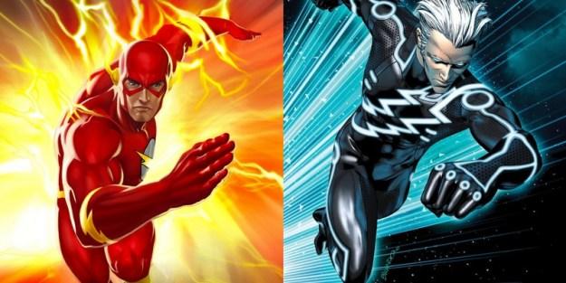 The Flash - Quicksilver