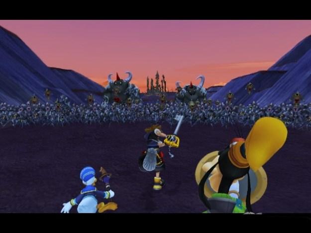5 Kingdom Hearts