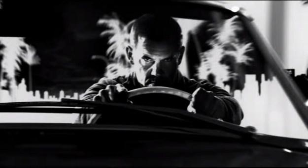 Sin City A Dame To Kill For Fragmanı