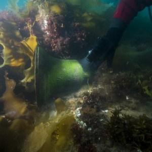 HMS Erebus Batık Gemi MANSET