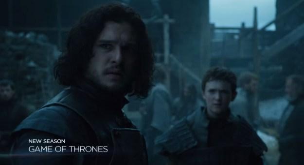 Jon Snow Game of Thrones Yeni Sezon