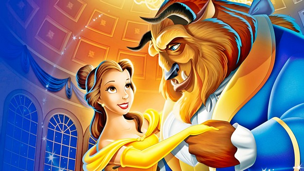 Beauty and the Beast 1