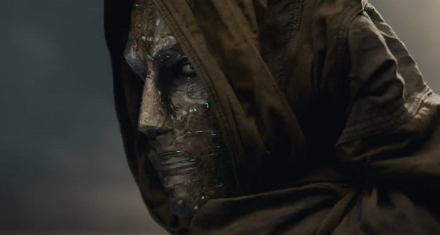 Fantastic Four 2015 Doom