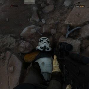 Star Wars Battlefront Alpha Tatooine 4K MANS GY