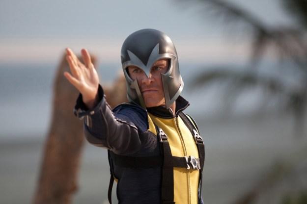 4 X-Men First Class