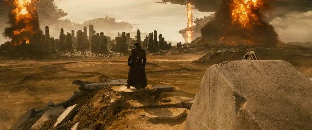 Dawn of Justice Trailer 15