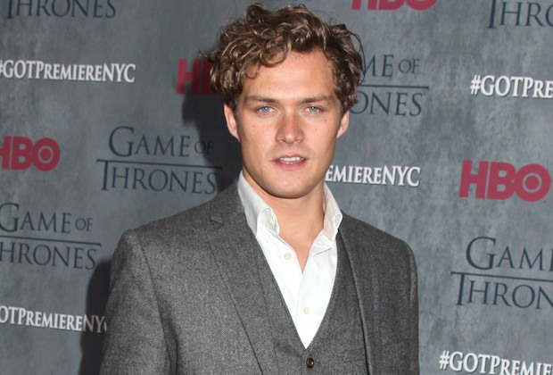 Mandatory Credit: Photo by Gregory Pace/BEI/BEI/Shutterstock (3659665dj) Finn Jones 'Game of Thrones' Fourth Season premiere, New York, America - 18 Mar 2014