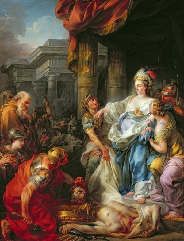 the-beheading-of-cyrus-iii-jean-simon-berthelemy