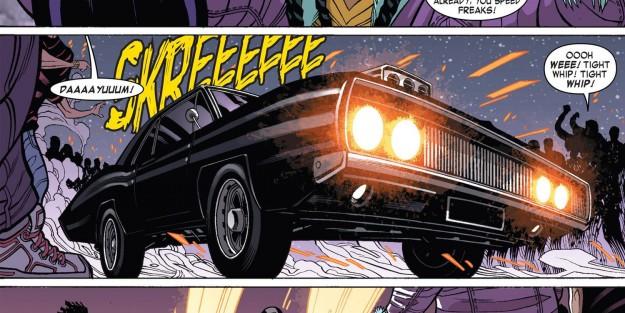Marvel-Comics-Robbie-Reyes-Ghost-Rider-Car-Panel