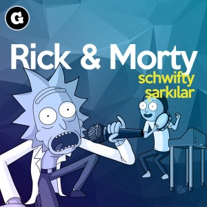 Spotify Rick and Morty