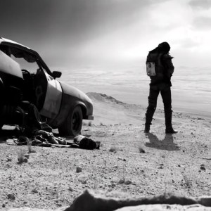 Fury Road Black White