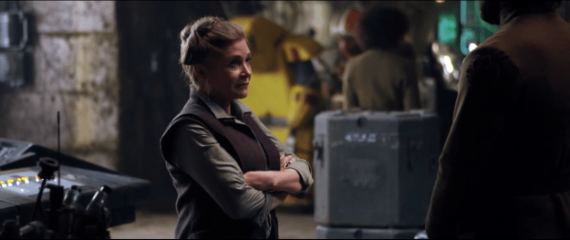 Leia Force Awakens