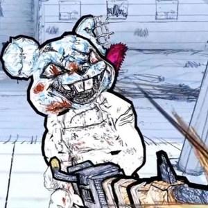 Drawn to Death 01
