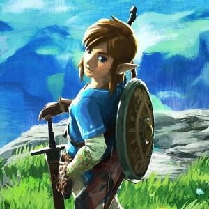 Zelda Breath of the Wild 3