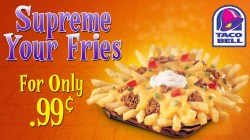Intriguing Geeky Daddy Nacho Fries Box July 2018 Nacho Fries Box Ingredients We Tried New Taco Bell Nacho Fries