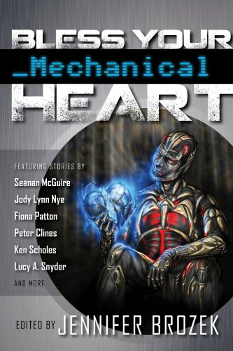 bless your mechanical heart cover