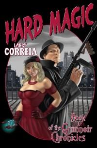 Hard Magic Cover