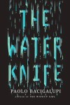 The Water Knife Cover