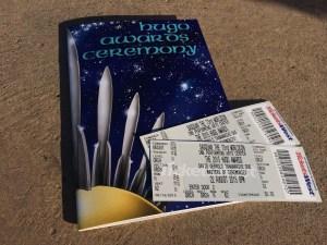 Hugo Award Program & Tickets