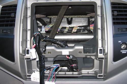 2005 Toyota Tacoma Stereo Upgrade \u2013 Aftermarket Head Unit Install