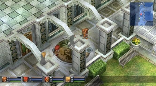 Fecha de lanzamiento de 'The Legend of Heroes: Trails in the Sky SC' para PSP en Europa