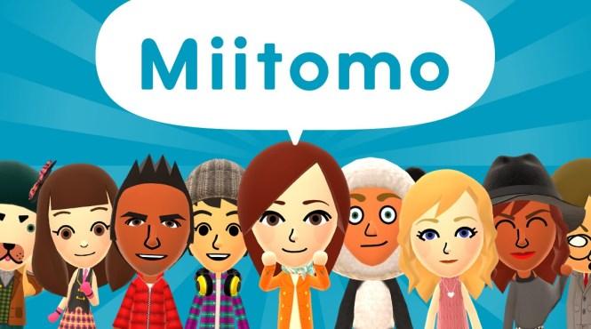'Miitomo' y el nuevo servicio de 'My Nintendo' llegarán el día 31 de marzo
