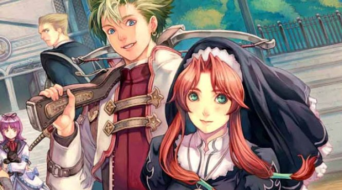 XSEED podría traducir 'The Legend of Heroes: Trails in the Sky the 3rd'