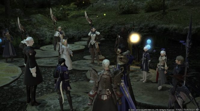 Ya está disponible The Far Edge of Fate la actualización de 'Final Fantasy XIV'