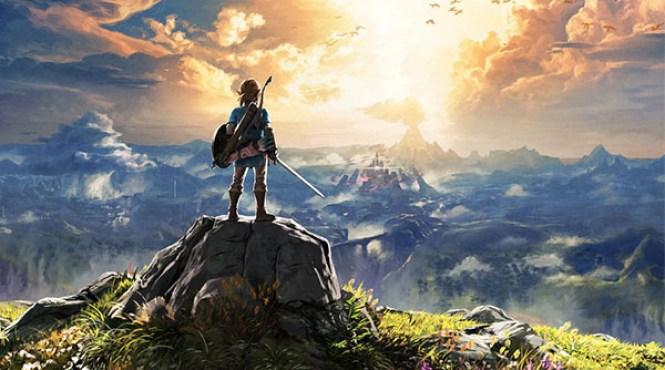 Fecha de lanzamiento de 'The Legend of Zelda: Breath of the Wild'