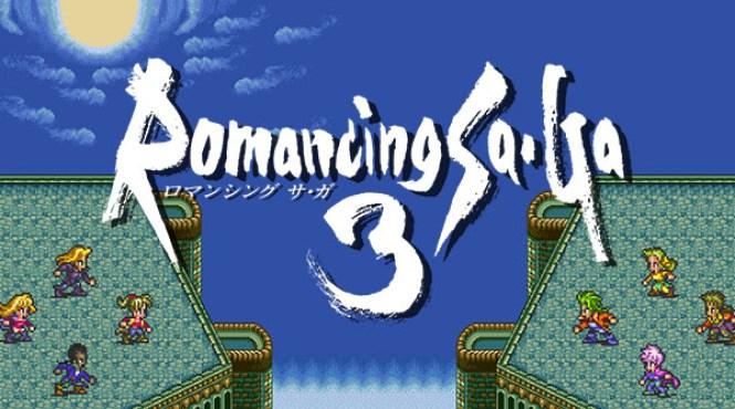 'Romancing SaGa 3' llegará a PS Vita y smartphones