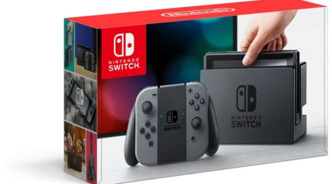 Impresiones de 'Nintendo Switch'