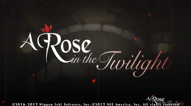 Análisis – A Rose in the Twilight