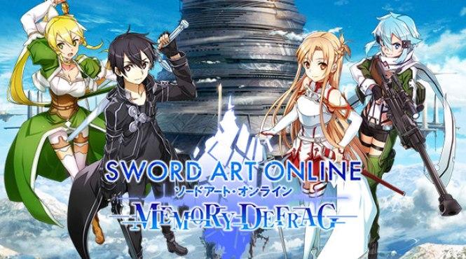 'Sword Art Online: Memory Defrag' llegará a 27 países
